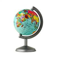 Атласы, карты, глобусы