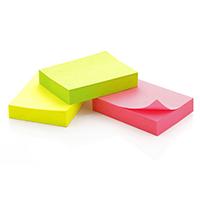 Блоки с клеевым краем