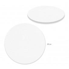 Холст грунтованный на подрамнике Круглый, лён 1069-60см