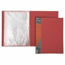 Папка 20 файлов Standard 600 мкм красная 14мм 20AV4_00115 Hatber