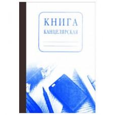 Книга учета 72л. Ж-05 клетка белая, картон /Краснокамск