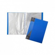 Папка 100 файлов STANDARD 800 мкм А4ф синяя 40 мм 100AV4_00109 Hatber
