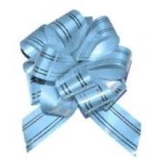 Бант оформительский - шар Золотое сечение, 3 см. голубой БЛ-6486 Миленд