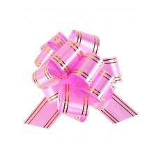 Бант оформительский - шар Золотое сечение, 3 см. розовый БЛ-6487 Миленд
