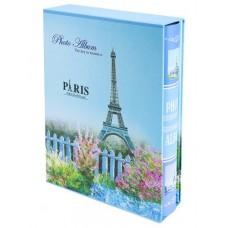Фотоальбом на 100 фото 10х15 Великолепный Париж. природа АФ-8854 Миленд