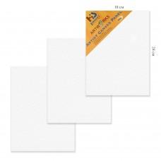Холст грунтованный на картоне 18х24см, 5297-2 хлопок, цена за 1шт J.Otten /1 /0