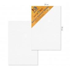 Холст грунтованный на картоне 20х30см, 5297-3 хлопок, цена за 1шт J.Otten /1 /0