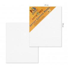 Холст грунтованный на картоне 24х30см, 5297-4 хлопок, цена за 1шт J.Otten /1 /50 /100 /0