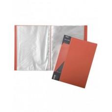 Папка 100 файлов STANDARD 800 мкм А4ф красная 40мм 100AV4_00115 Hatber