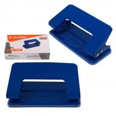 Дырокол до 10 листов, на 2 отверстия, металл, ЭКО 9046 J.Otten